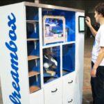 Varuautomat som tillverkar på plats