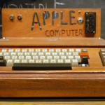 Världens dyraste persondator – Apple I