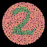 färgblindhet