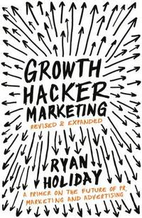 growth hacker marketing bok marknadsföring