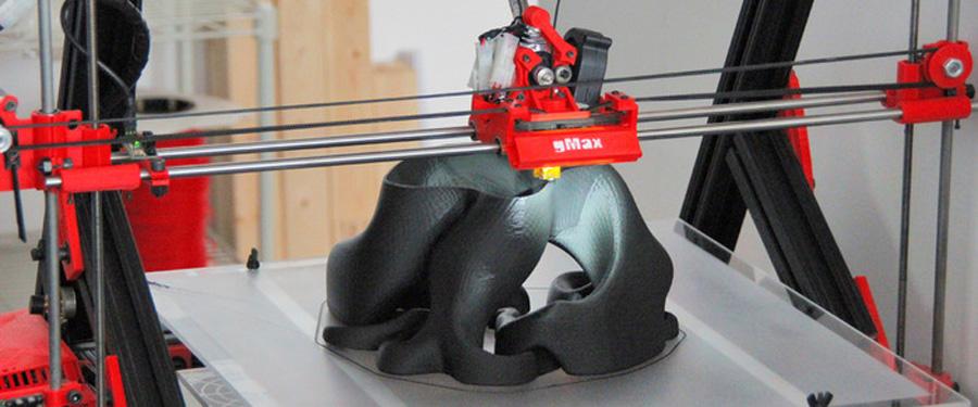 Är 3D-skrivare framtiden?