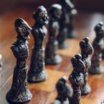 Fem steg till kungen