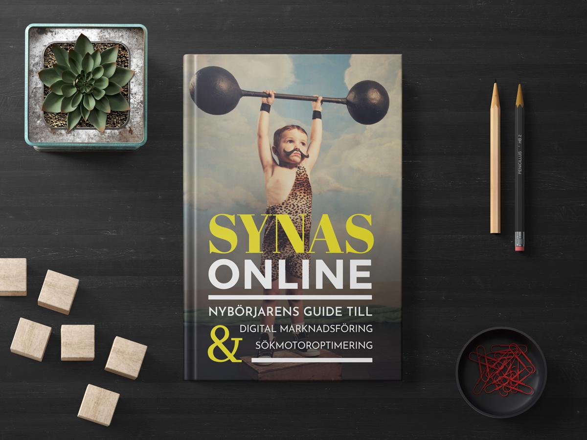 Bok digital marknadsföring hos bokus